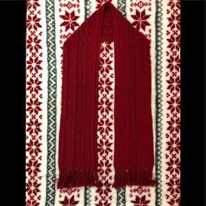Eddie Bauer Knit Cotton Scarf